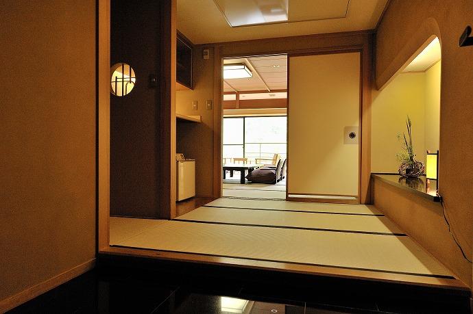 和室12.5帖タイプ - 広さと眺め...